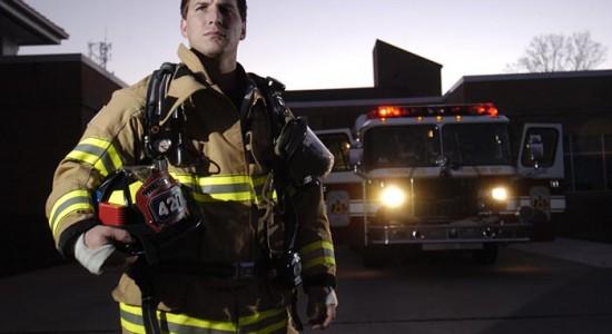 Como trabalhar como bombeiro